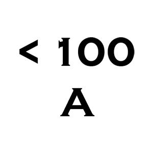 100 A-ig