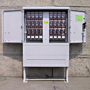Ground cable distributors 20-80